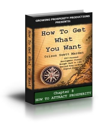 How To Attract Prosperity Free eBook
